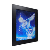 Pegasus & Unicorn 3D Picture PTD21