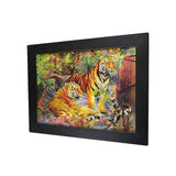 Asian Tiger 3D Picture PTD39