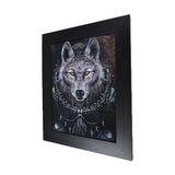 Fierce Wolf 3D Picture PTD45