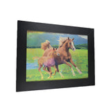 Horse & Pony 3D Picture PTD51