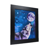 Moon Wolf 3D Picture PTD53