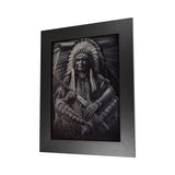 Native Indian XIV 3D Picture PTI14