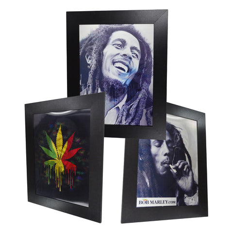 Bob Marley IV 3D Picture PTP12