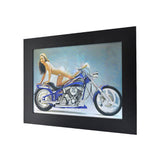 Motorcycle Model 3D Picture PTP13
