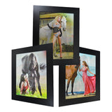 Horse Girls 3D Picture PTP16