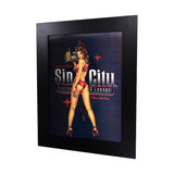 Sin City Sexy Girls 3D Picture PTP19