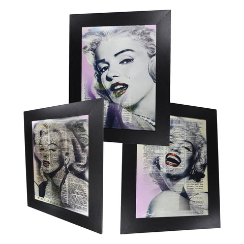 Marilyn Monroe VII 3D Picture PTP36