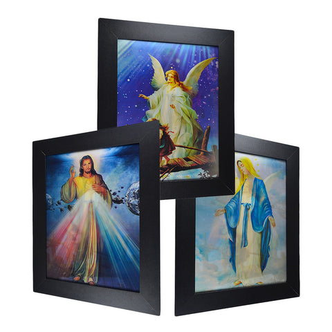 Jesus Mary 3D Picture PTR05