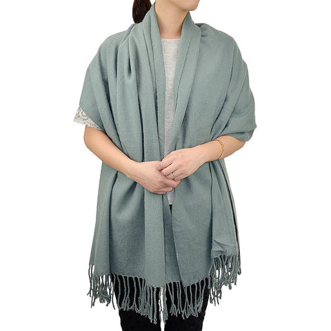 "BULK/LOT SALE - 72"" Solid Color Thick Winter Scarf BUYING ALL ONLY"