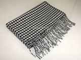 "72"" Houndstooth Soft Scarf"
