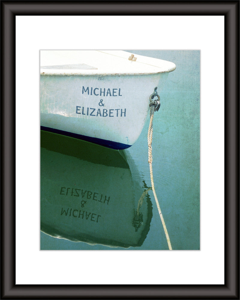 boat wall art custom