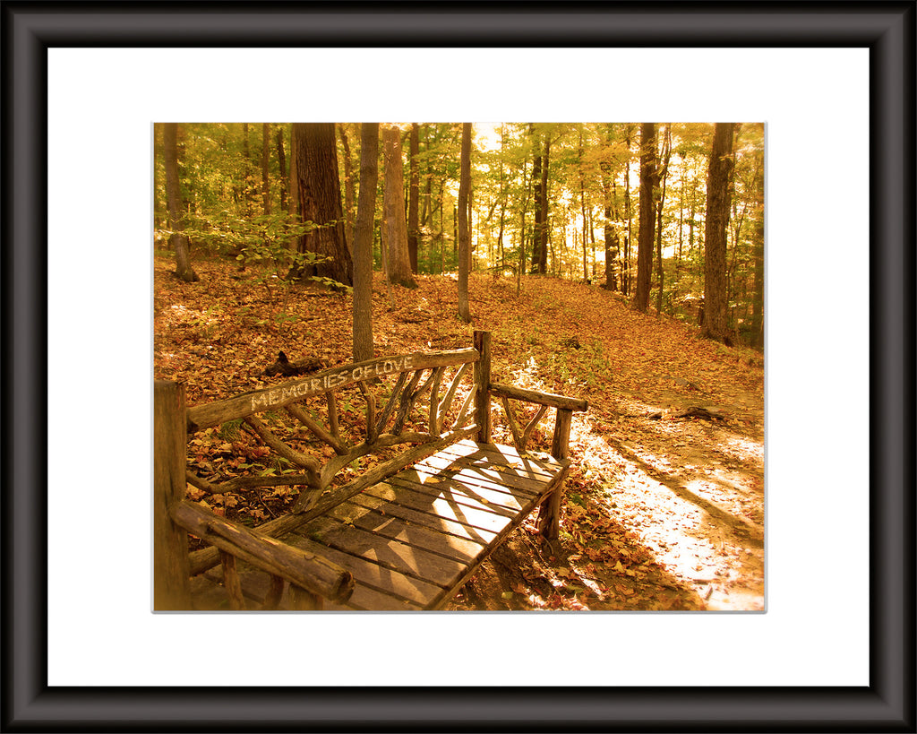 autumn personalized wall art