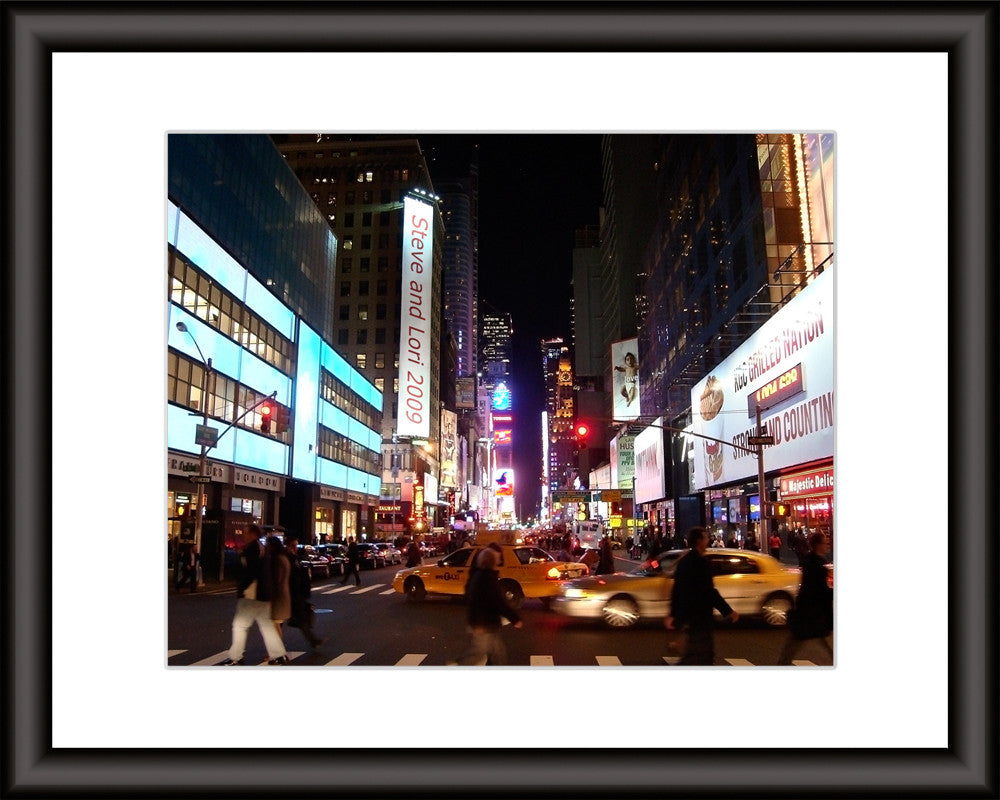 personalized new york artwork