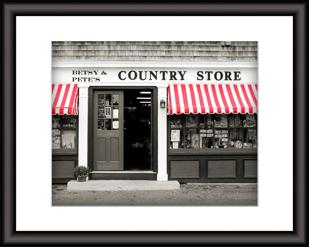 country store wall art
