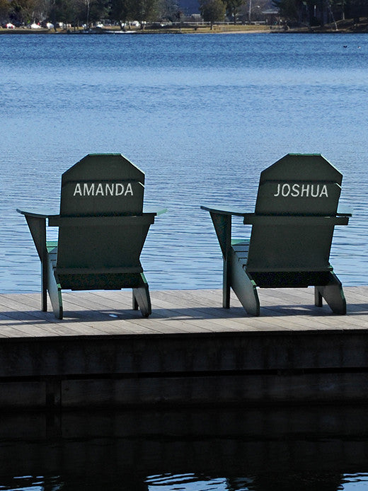 personalized chair picture