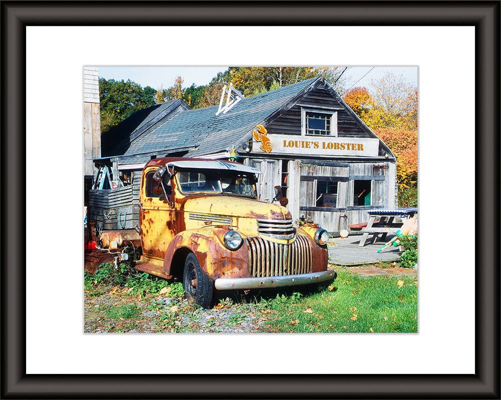 personalized art new england