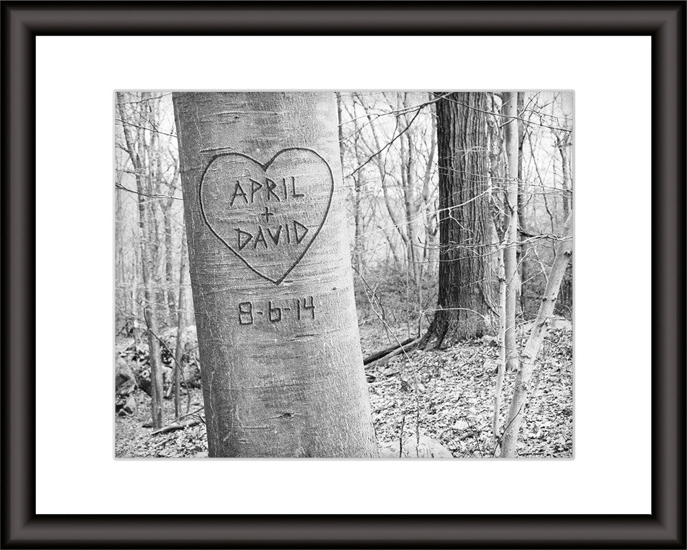 love tree custom art