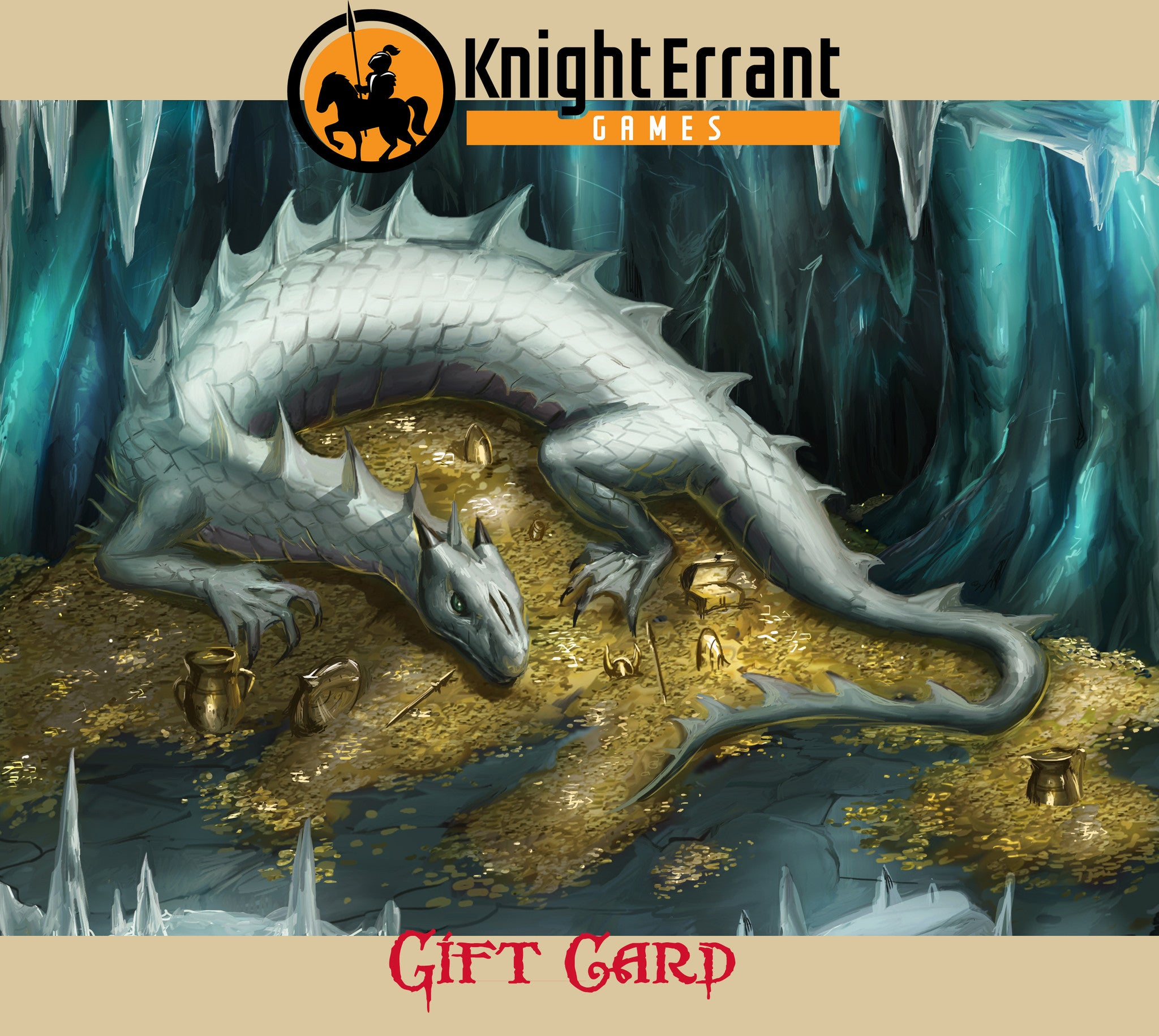Knight Errant Games Gift Cards