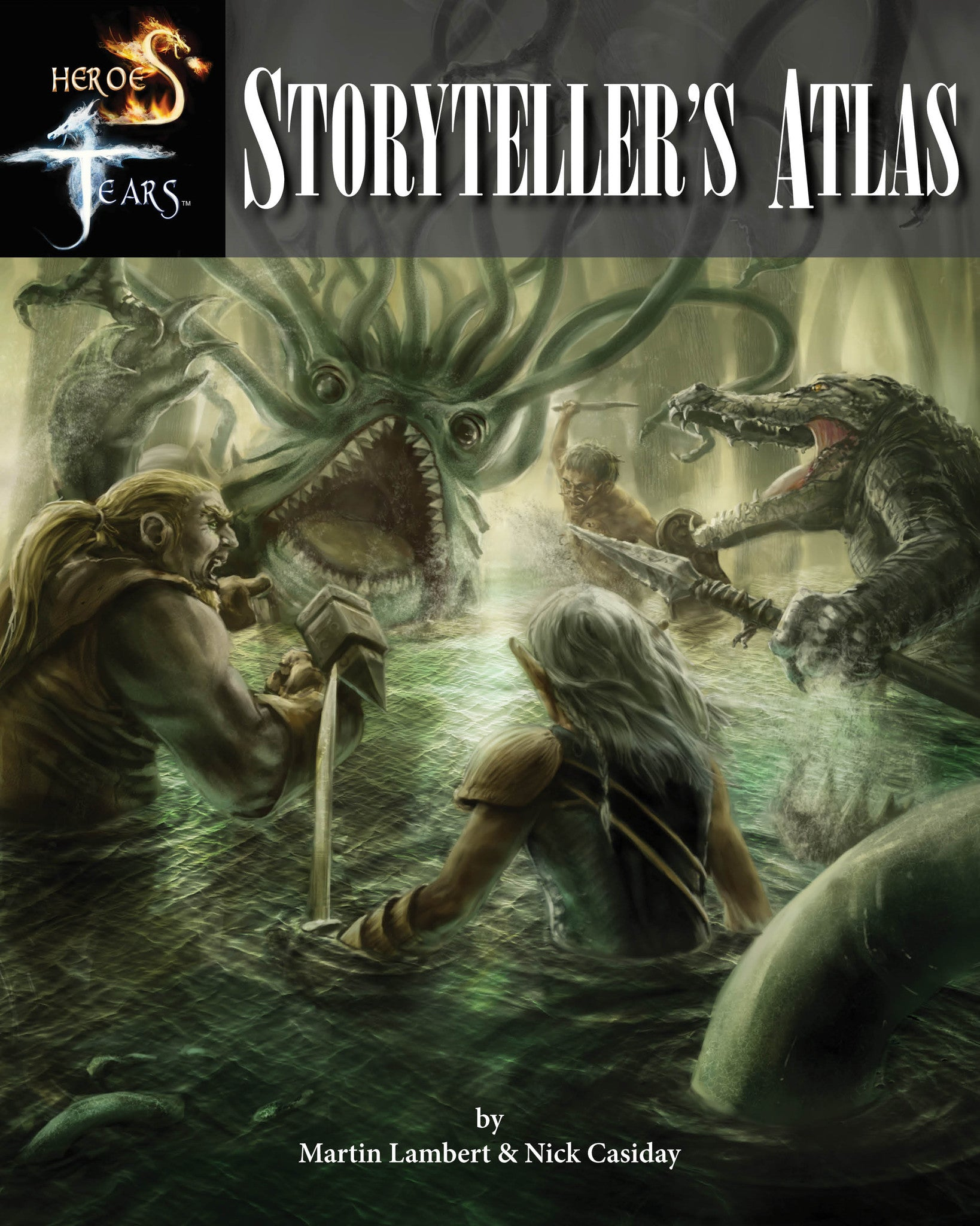 The Storyteller's Atlas - Pre-Order