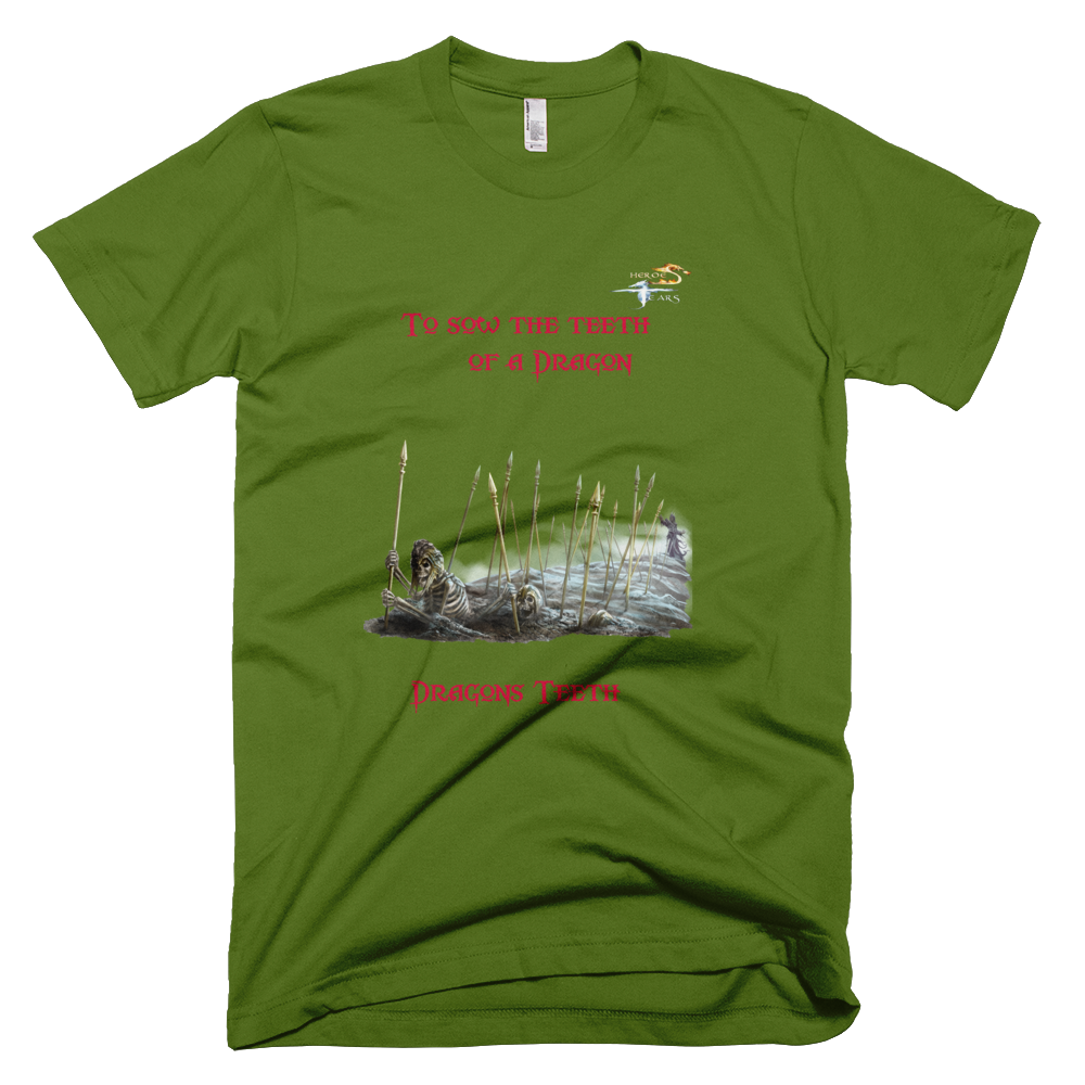 Dragon's Teeth T-Shirt