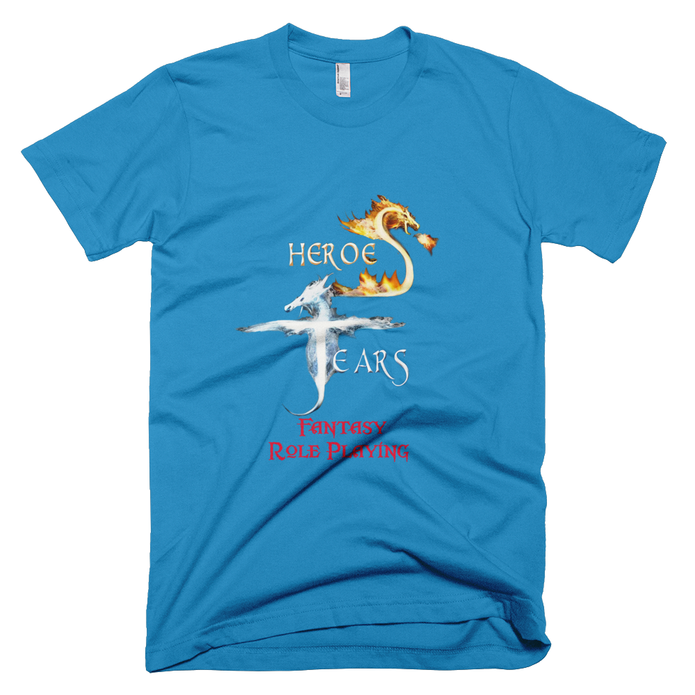 Fire and Ice Dragons Tshirt