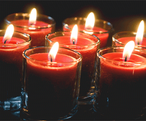 Scented 15 Hour Votive Candles