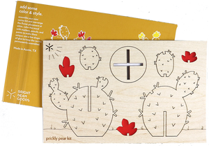 Cactus Kit, Laser Cut - Armadilla Wax Works Candle Factory Store
