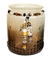 Adorned Glass Votive Holder, Chateau - Candle Factory Store