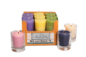 Mix 'N Match Votive Box 18 - Candle Factory Store