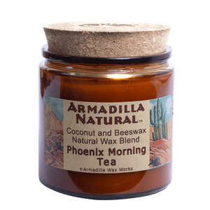 Phoenix Morning Tea Coconut Beeswax - Candle Factory Store
