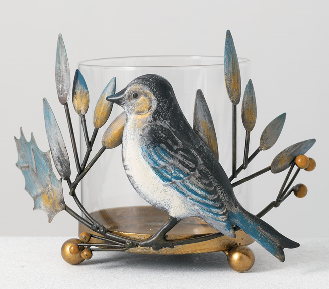 Bird Votive Holder - Candle Factory Store