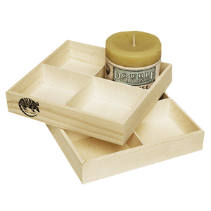 Gift Crate 6x6 - Armadilla Wax Works Candle Factory Store