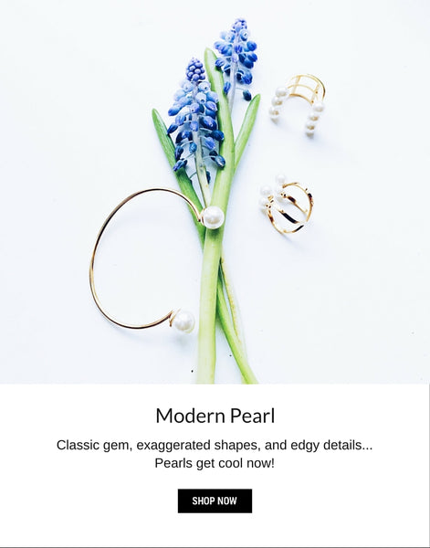 Modern Pearl Collection | BENIQUE