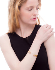 Lucille In The Sky Cuff Bracelet_Model_Benique