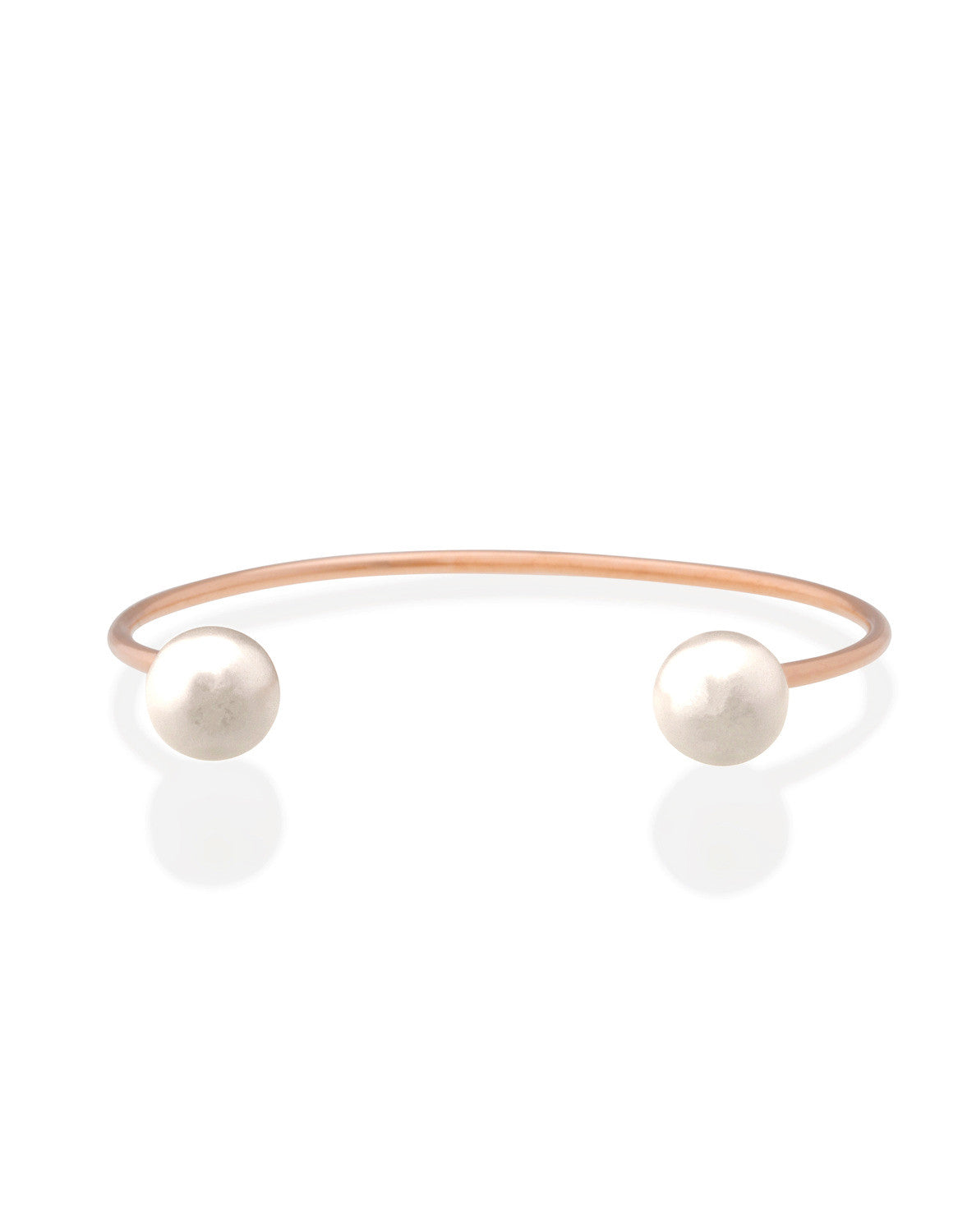 Lost Dream Pearl Cuff (Rose Gold)_Benique