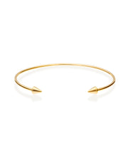 Rhapsody Arrow Point Cuff (Gold)_Benique