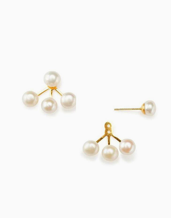 The Royals Pearl Ear Jackets_Benique