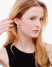 Pearly Ear Jackets_Model_Benique