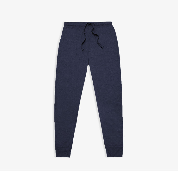 Mood Indigo Heather Lightweight Jersey Joggers