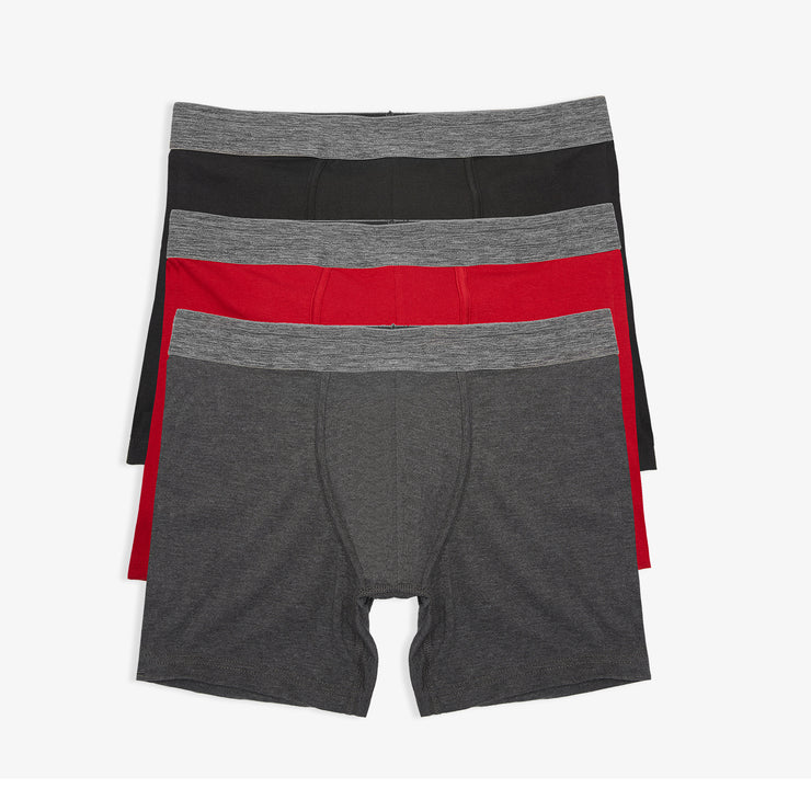 Chili Pepper Boxer Briefs 3pk