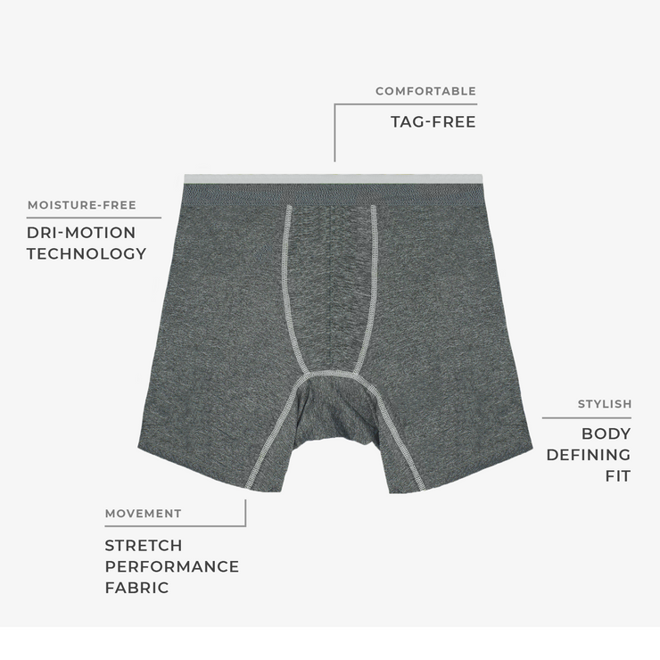 Titanium Performance Boxer Briefs 2pk