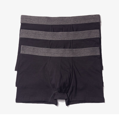 Black Trunks 3pk