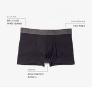 Smooth Sailing Trunks 3pk