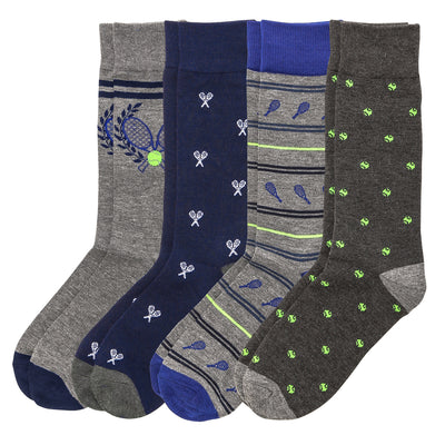 4pk Tennis Socks