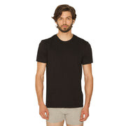 Crew Neck Black/Grey Tees 3pk