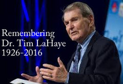 Remembering Dr. Tim LaHaye