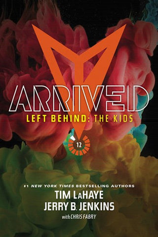 ARRIVED, Left Behind: The Kids Collection #12