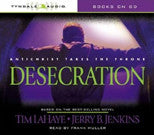 DESECRATION, VOL. 9 (Abridged CD)