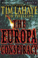THE EUROPA CONSPIRACY, VOL. 3 (Hardcover)