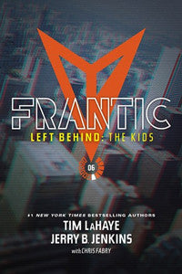 FRANTIC, Left Behind: The Kids Collection #6